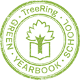 TeeRing Yearbooks Logo