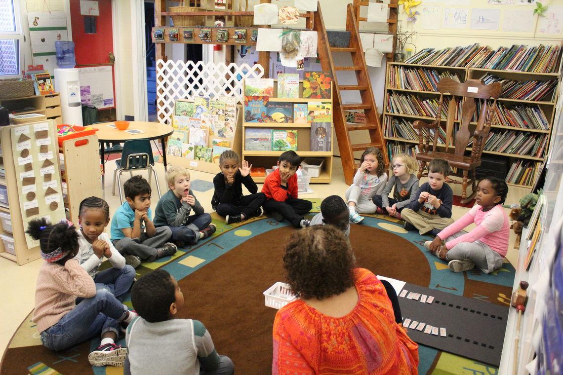 Lansdowne Friends School - Pre-Kindergarten and Kindergarten